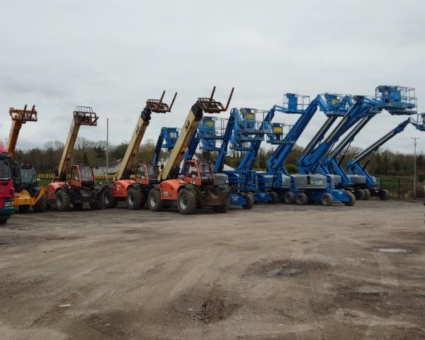industrial equipment hire